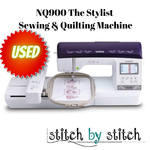 Brother NQ1400E The Fashion Creator Embroidery Machine, Kit and Class - USED