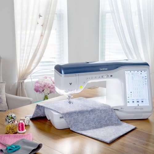 BROTHER XJ1 The Stellaire Sewing, Quilting & Embroidery Machine
