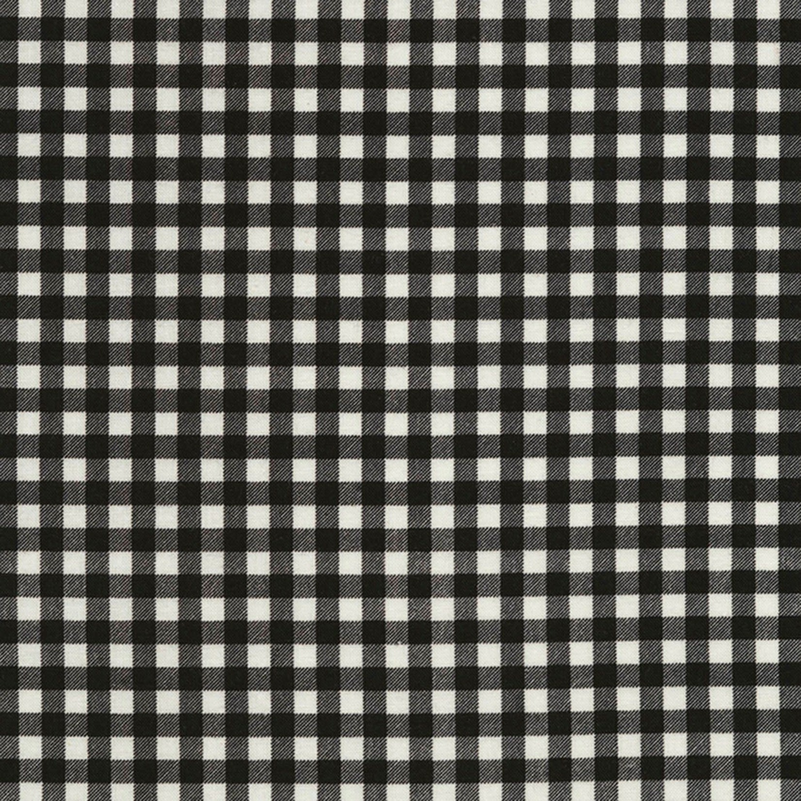 TIMELESS TREASURES TIMELESS TREASURES, PLAID, BLACK AND WHITE $0.20/CM OR $20/M