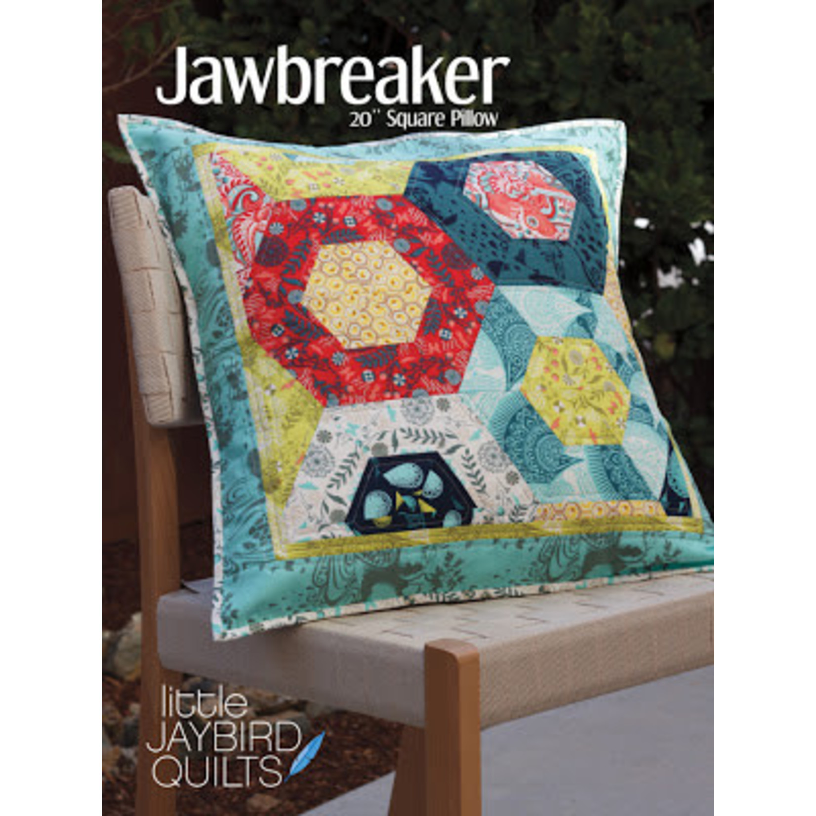 Jaybird Quilts JAWBREAKER PATTERN