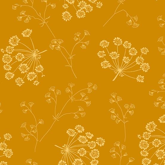 ANDOVER SOLSTICE DRIED FLOWERS, HONEY (A-9543-O) PER CM or $20/m
