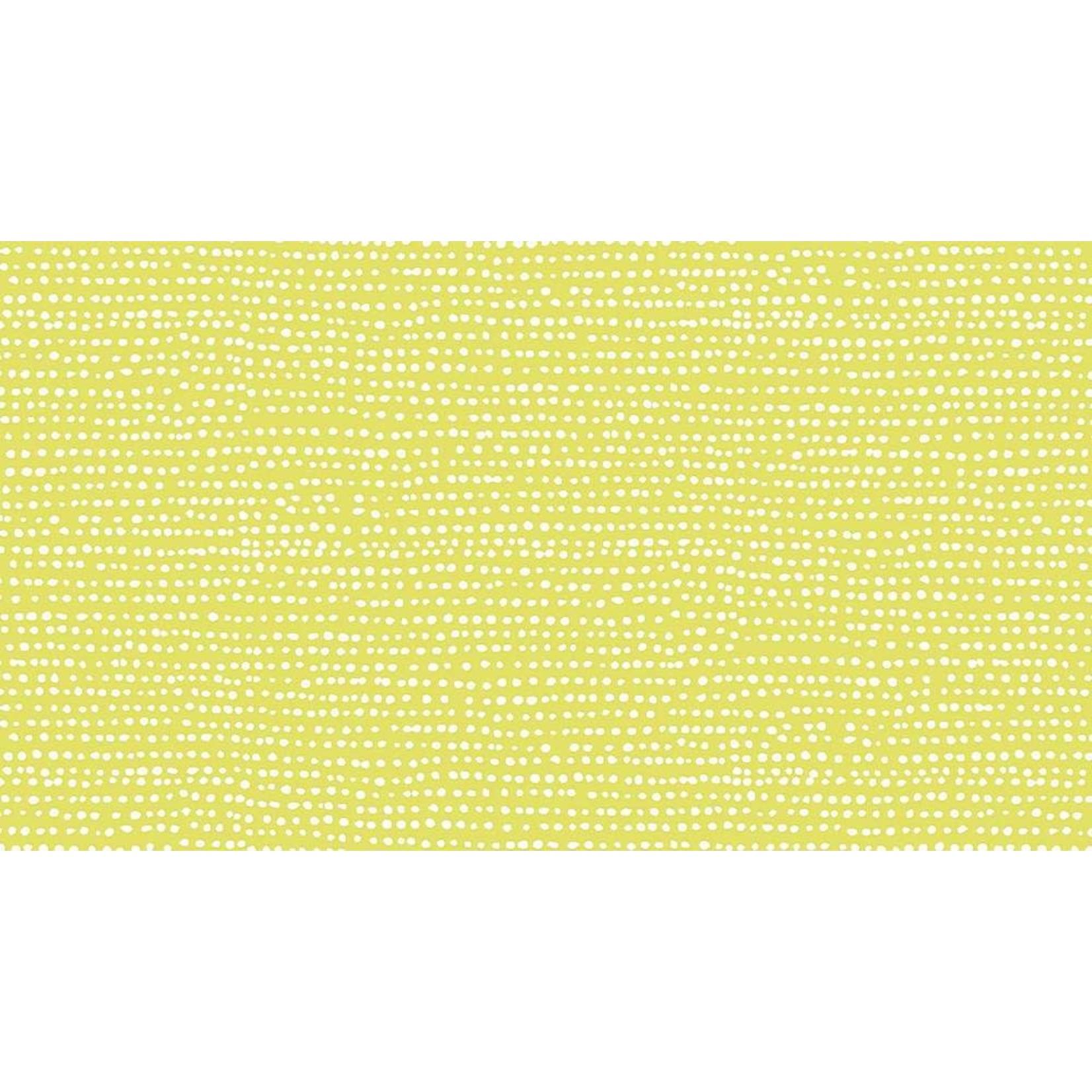 DEAR STELLA MOONSCAPE KNITS, AURA YELLOW (K1150-AURA) PER CM OR $30/M