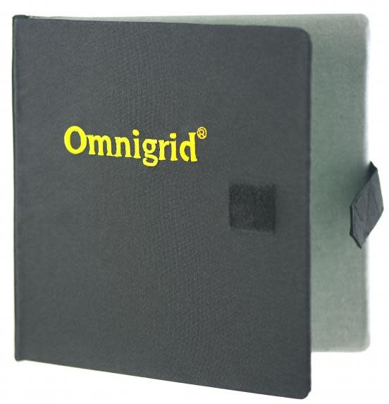 "OMNIGRID OMNIGRID MINI FOLD-AWAY CUT & PRESS 7"" X 7"""