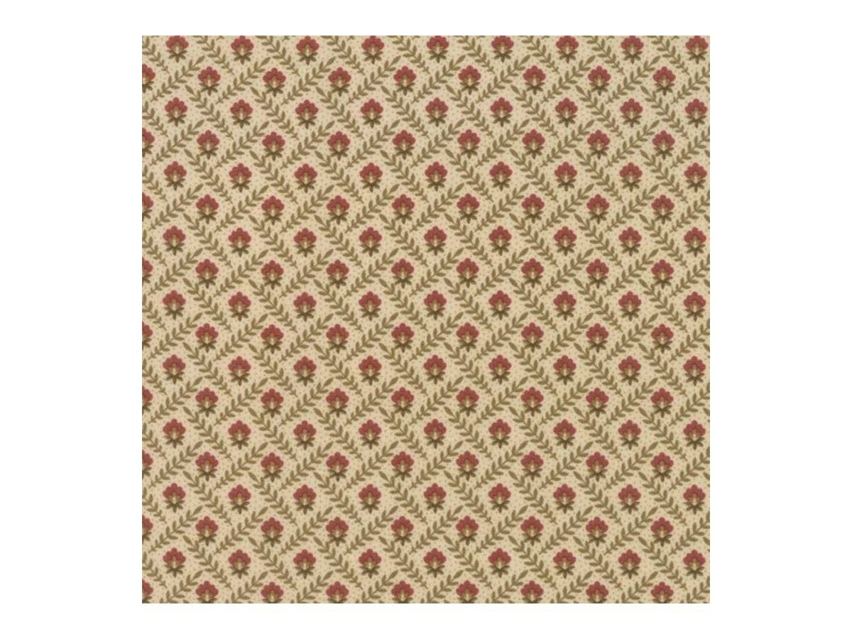 TREND TEX CORAL BELLS, TESSUTO COUNTRY PER CM OR $19/M NOW 12
