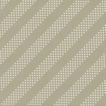 COTTON AND STEEL, DOTTIE, BEIGE PER CM OR $19/M
