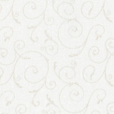 MAYWOOD Pearl Essence, Filigree (White), per cm or $18/m