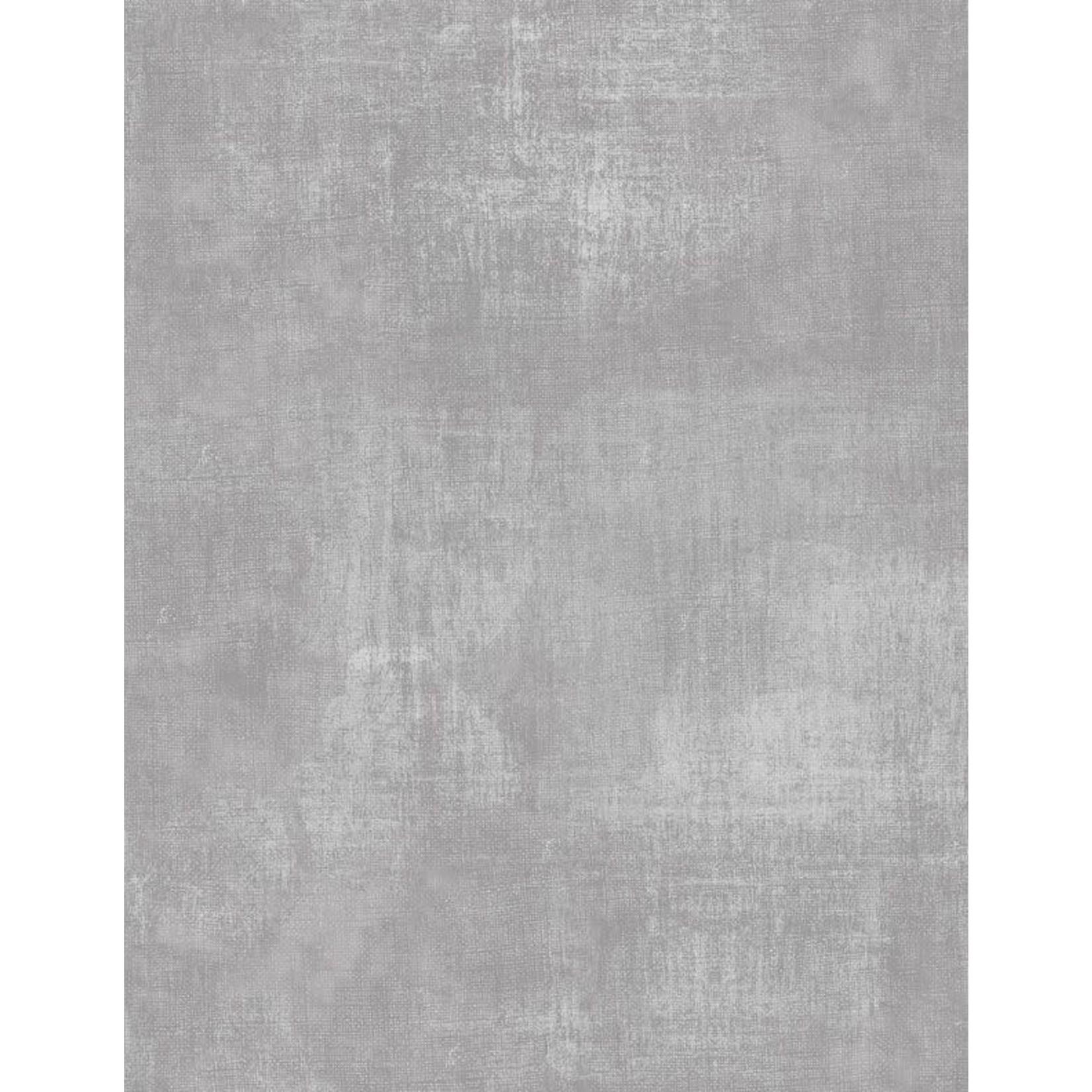 WILMINGTON PRINTS Essentials, Dry Brush (Gray), per cm or $18/m