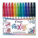 Frixion Frixion Colors Erasable Marker - 12 Pack