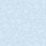 TIMELESS TREASURES SNOW DAY BLUE SNOWING PER CM OR $20/M