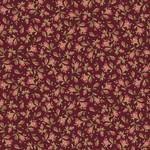 Maywood BURGUNDY & BLUSH, TINY ROSES ON BURGUNDY MAS9364-M, Per cm or $18/m