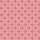 MAYWOOD BURGUNDY & BLUSH, FOULARD DOT (Magenta on Pink), Per cm or $18/m
