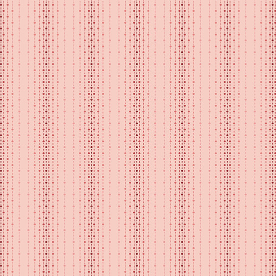 ANDOVER ANNA Raindrops, Pink, PER CM OR $20/M