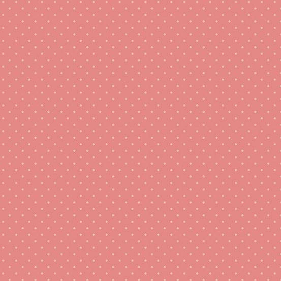 ANDOVER ANNA Freckles, Dark Pink, PER CM OR $20/M