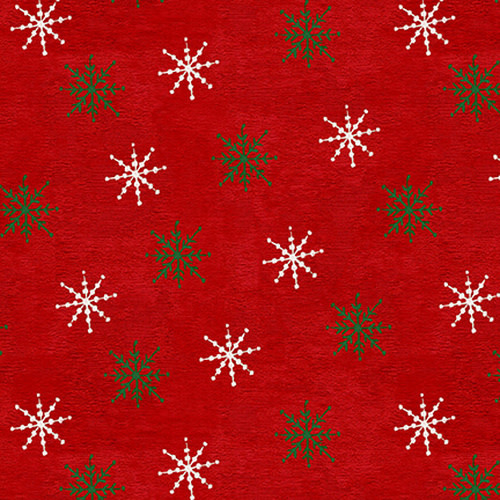 Blank Quilting Corp December Magic - Snowflake $0.20 PER CM OR $20M