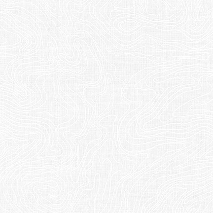 ROBERT KAUFMAN PER CM OR $21/M COLLECTION CF, WHITE (19931-1)