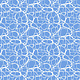 Blank Quilting Corp BLUE BAYOU, SCRIBBLE, MEDIUM BLUE (1145-75) PER CM OR $19/M