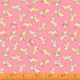 WINDHAM FABRICS STORYBOOK, PUPPIES, PINK (51980-3) PER CM OR $20/M