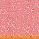WINDHAM FABRICS STORYBOOK, BOUQUET, PINK (51982-3) PER CM OR $20/M