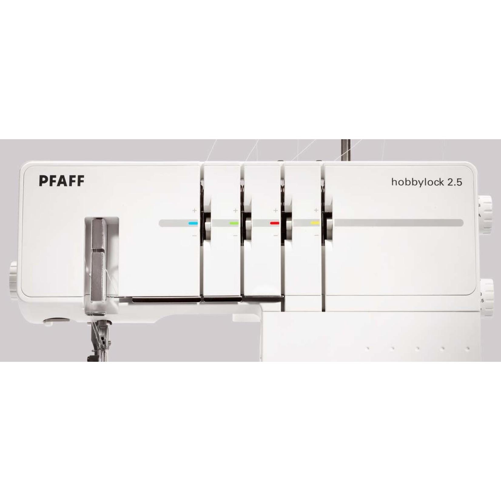 Pfaff hobbylock™ 2.5