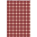 Wilmington Prints EVERGREEN FARM, PLAID, RED (39650-323) PER CM OR $20M