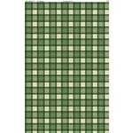 Wilmington Prints EVERGREEN FARM, PLAID, GREEN (39650-727) PER CM OR $20M