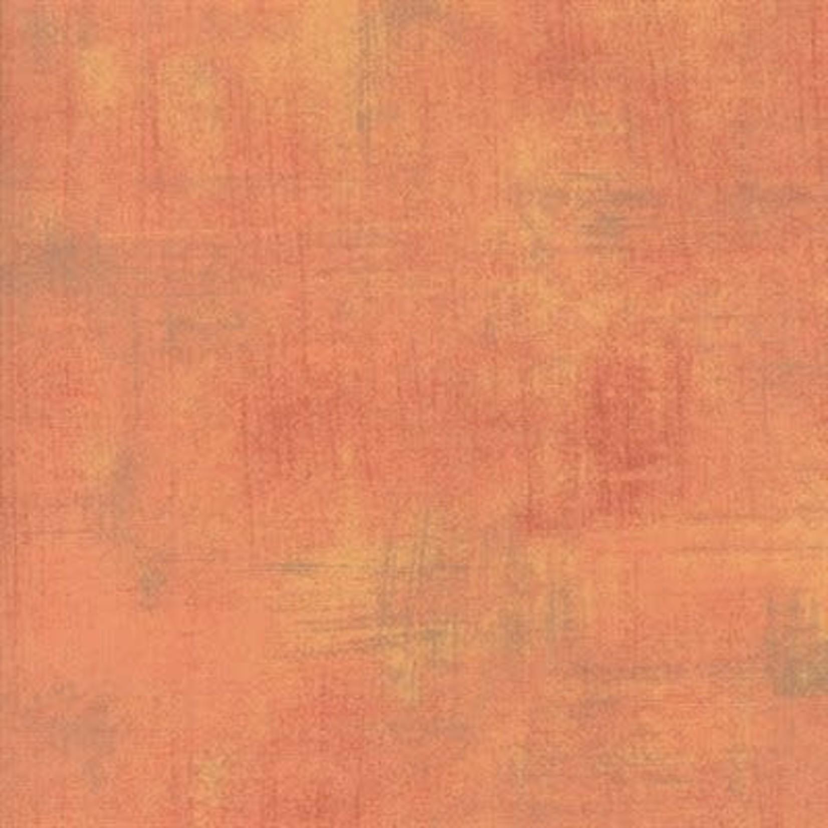 Moda Grunge Basics Grunge - Cantalope per cm or $20/m