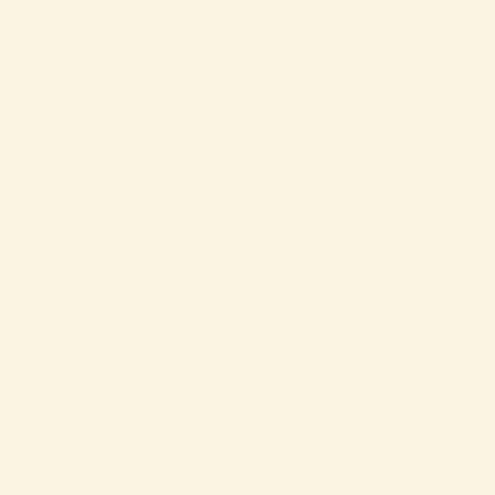 Andover CENTURY SOLIDS - CREAM -  PER CM OR $14/M