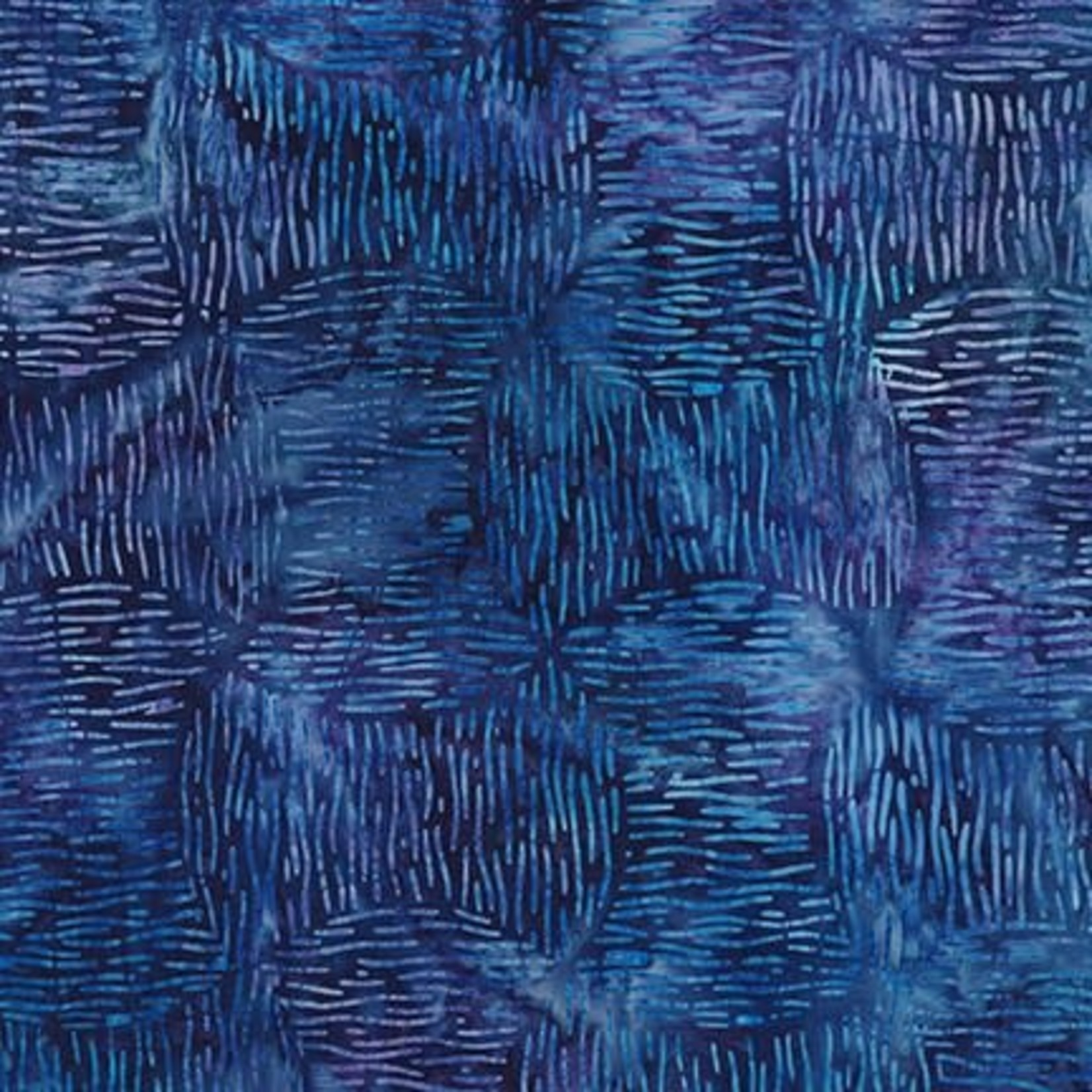 Robert Kaufman LUNN STUDIOS BATIKS, DAYBREAK - BOBBINS - BLUE 19888-4 PER CM OR $20/M