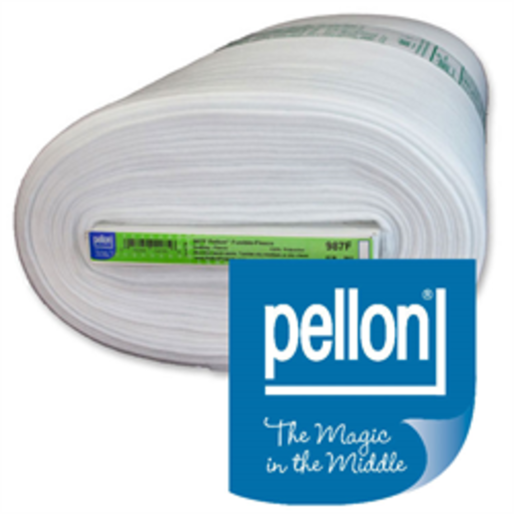 PELLON FUSIBLE FLEECE - 987F PER CM OR $14/M