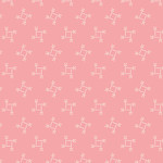 Laundry Basket Quilts SWEET 16, PINWHEEL, PINK (A-9589-E) PER CM or $20/m