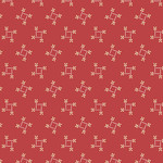 Laundry Basket Quilts SWEET 16, PINWHEEL, RED (A-9589-R) PER CM or $20/m