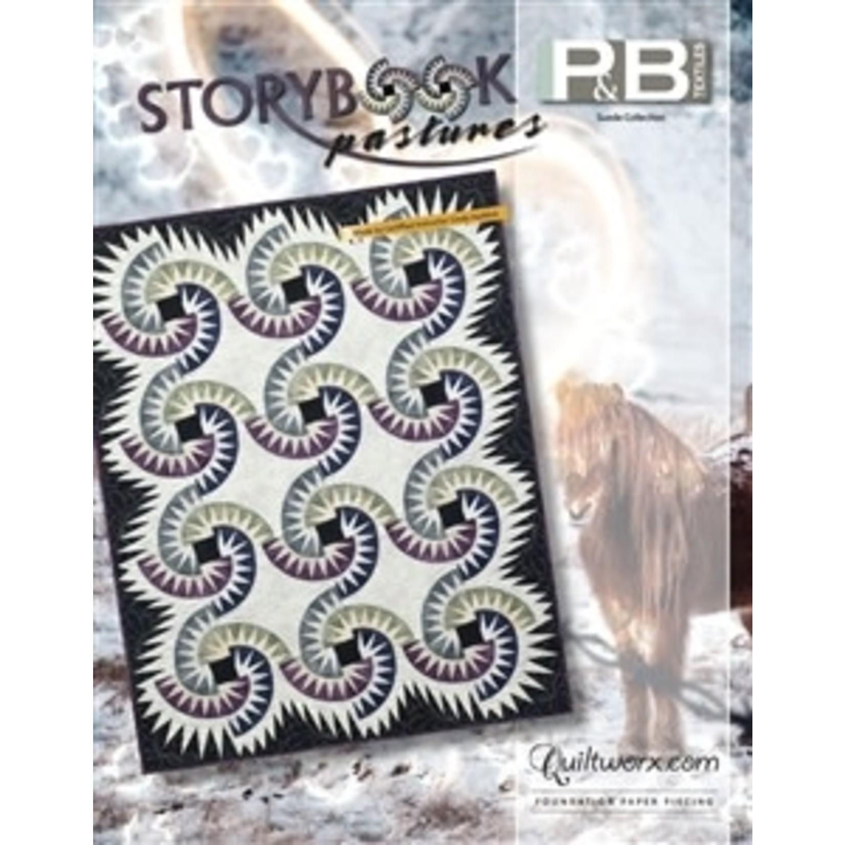 STORYBOOK PASTURES QUILT PATTERN
