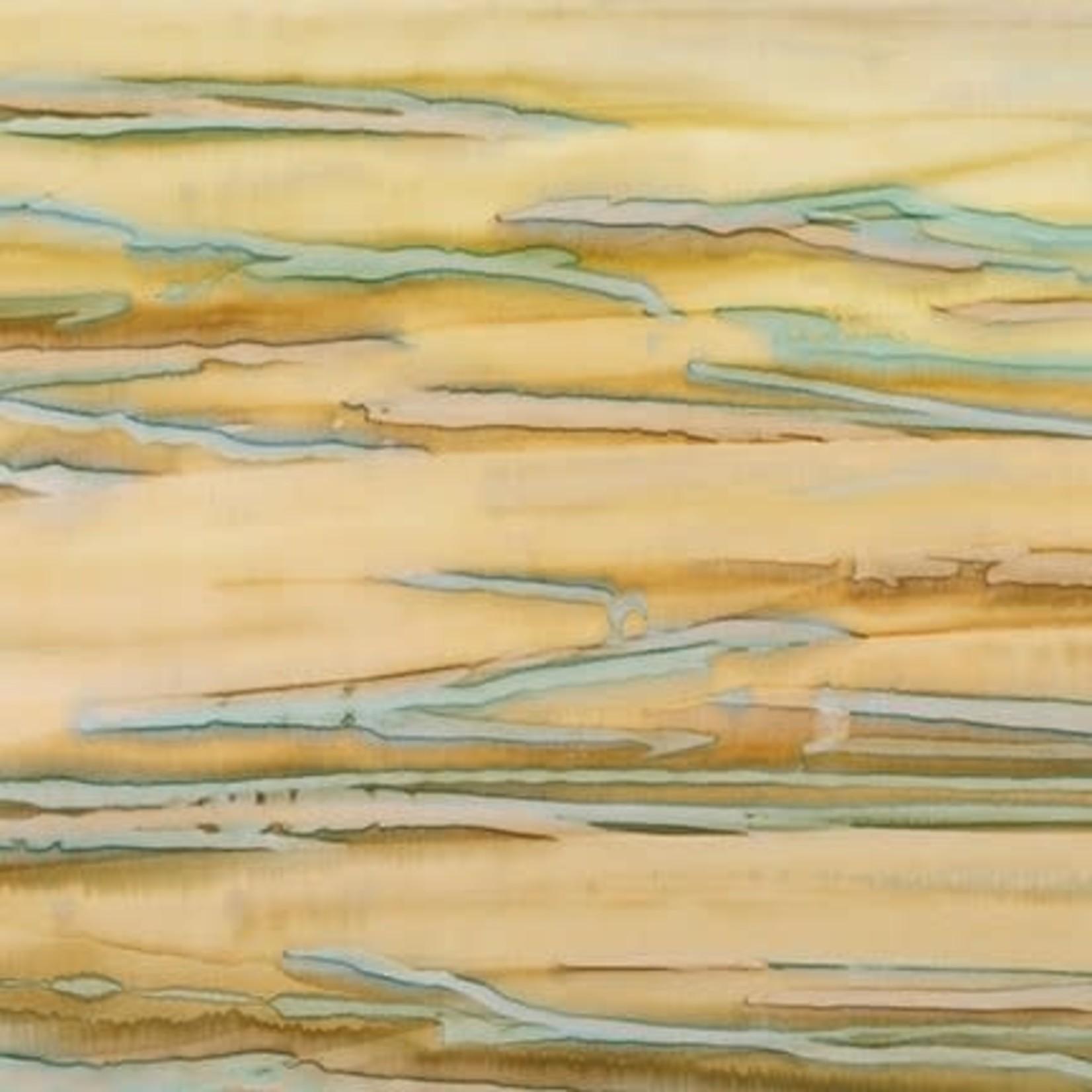 Robert Kaufman ARTISANS BATIKS, PATINA HAND PAINTS, SAND, 20068-153 Per Cm or $20/m