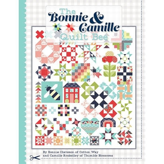 IT'S SEW EMMA PATTERNS BONNIE & CAMILLE QUILT BEE BOOK