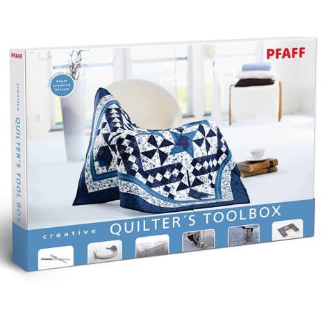 PFAFF Creative Quilter's Toolbox