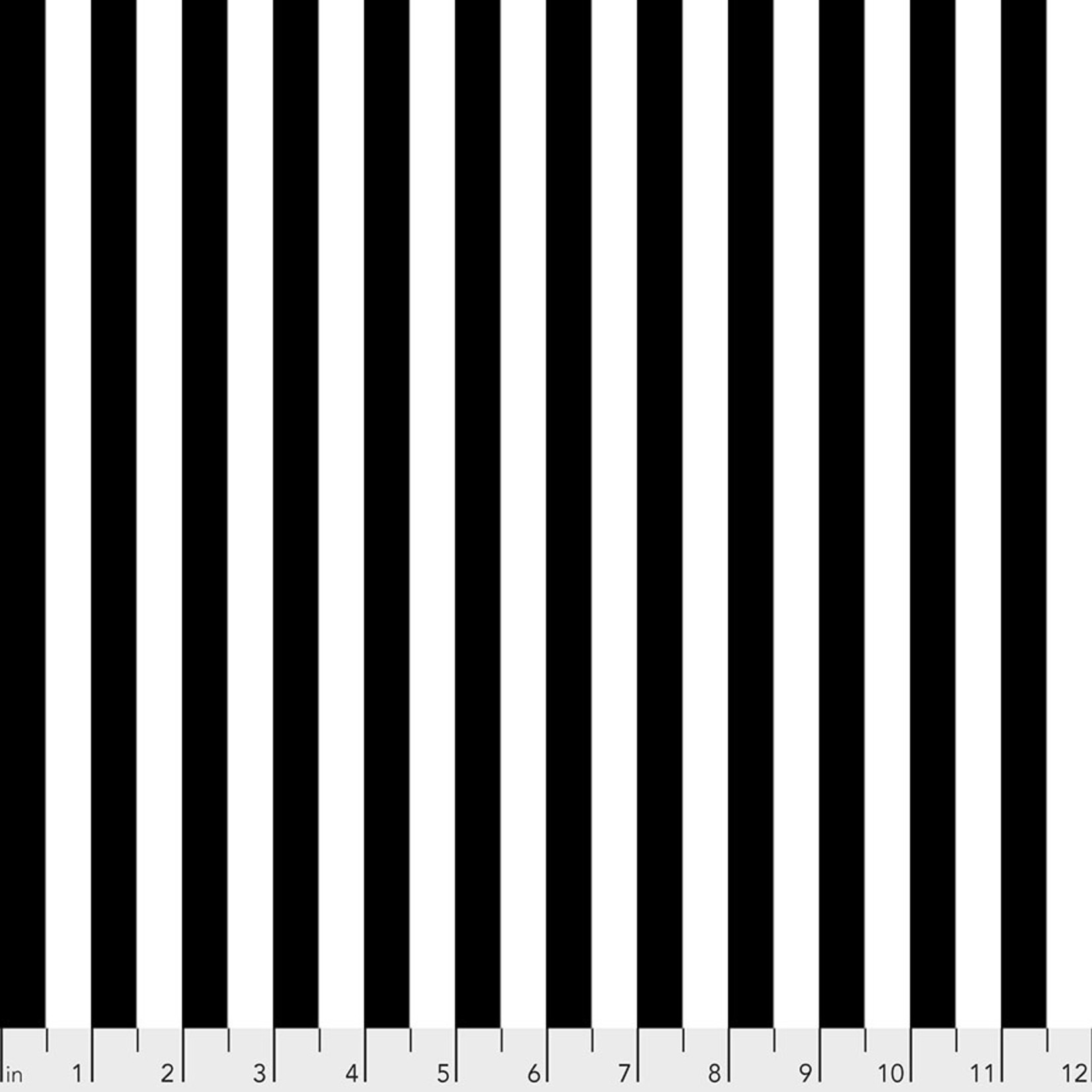 Tula Pink Tula Tent Stripe- Linework Paper 0.17 per cm or $17/m