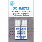 Schmetz SINGLE HEMSTITCH NEEDLE 100/16