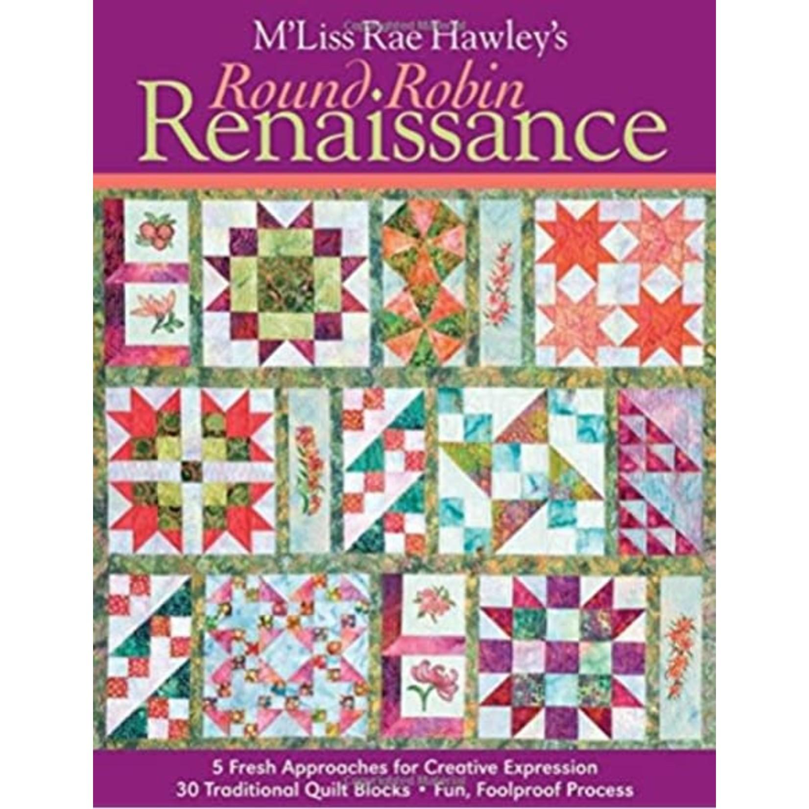 ROUND RENAISSANCE BOOK