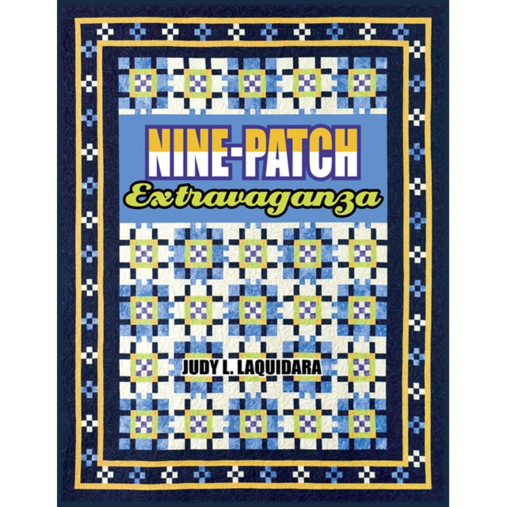 NINE-PATCH EXTRAVAGANZA BOOK