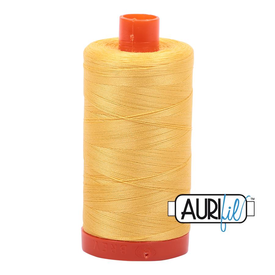 AURIFIL AURIFIL 50 WT Pale Yellow 1135