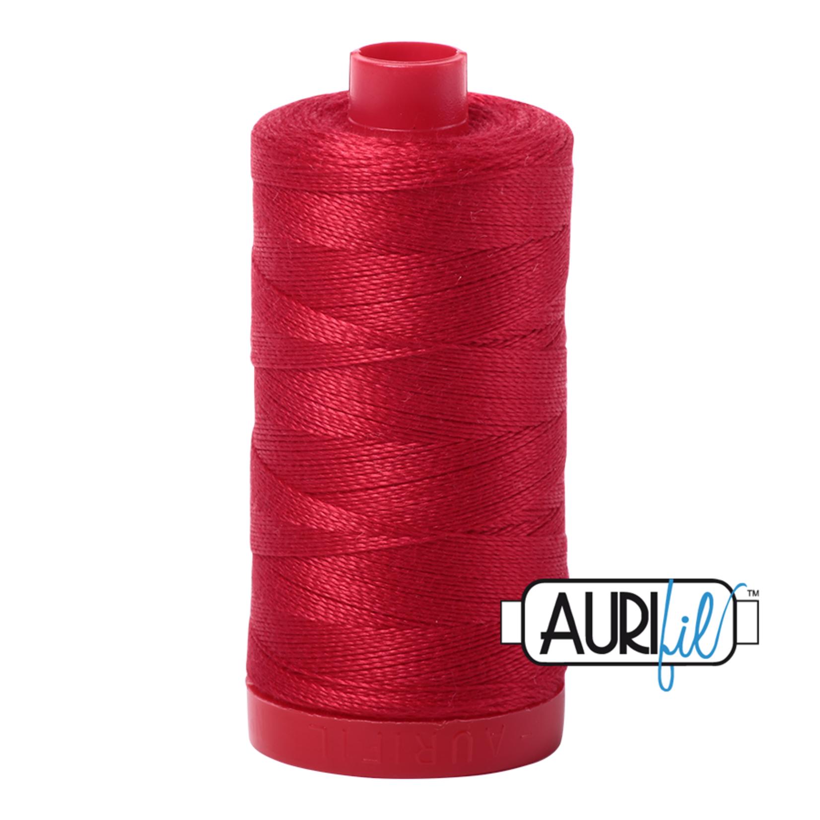AURIFIL AURIFIL 12WT Red 2250