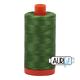 AURIFIL AURIFIL 50 WT 5018 DARK GRASS GREEN