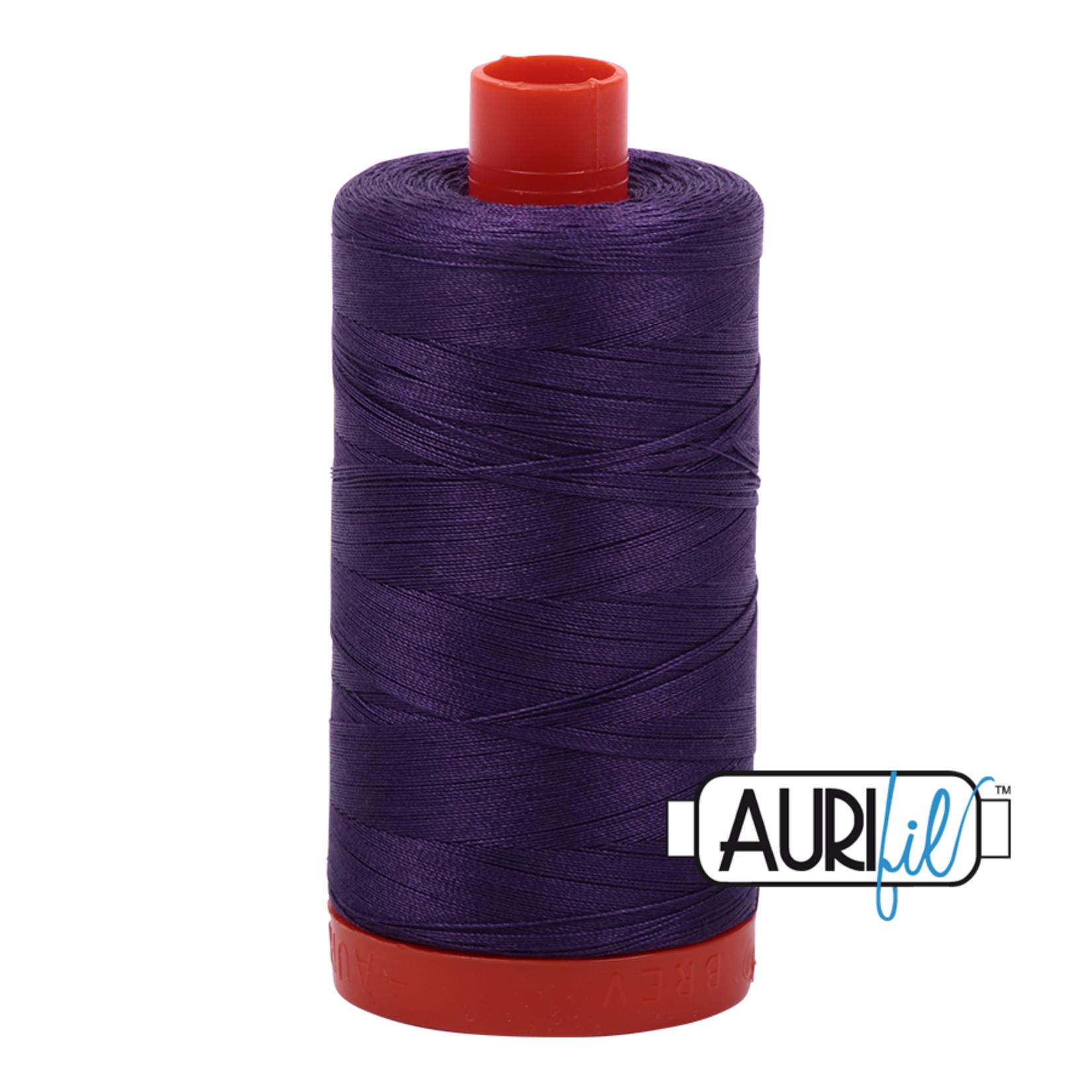 AURIFIL AURIFIL 50 WT Dark Violet 2582