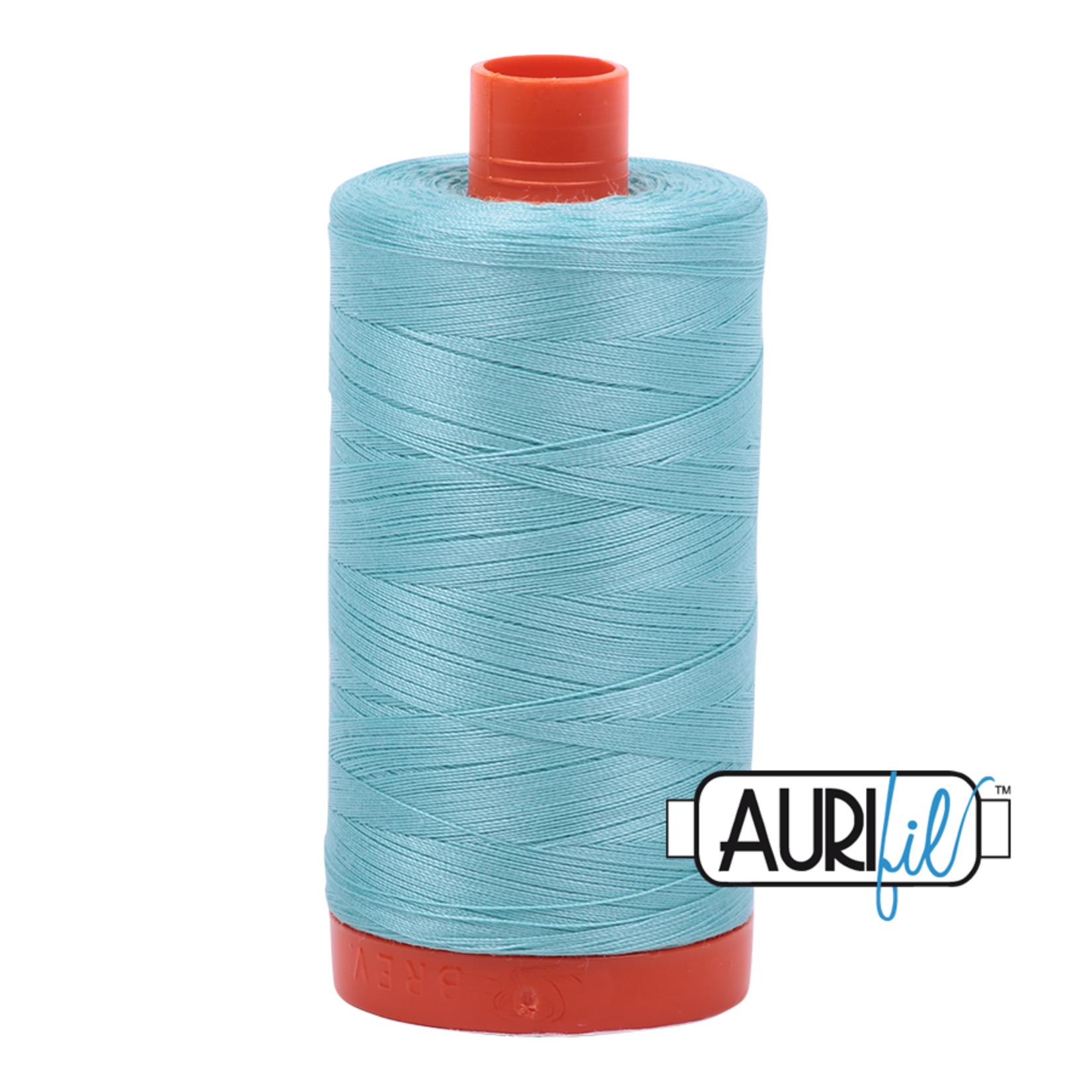 AURIFIL AURIFIL 50 WT Light Turquoise 5006