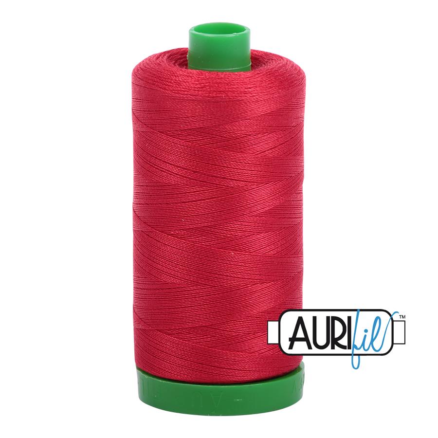 AURIFIL AURIFIL 40 WT Red 2250