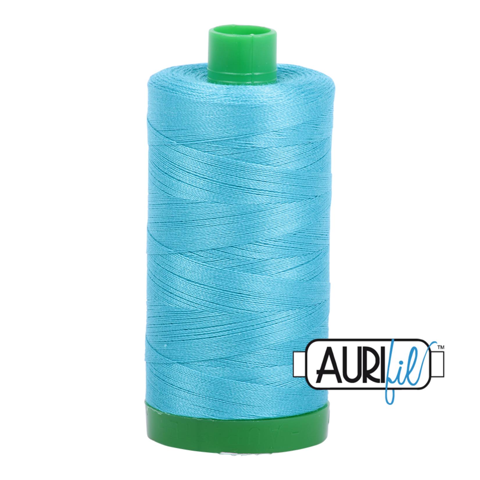 AURIFIL AURIFIL 40 WT Bright Turquoise 5005