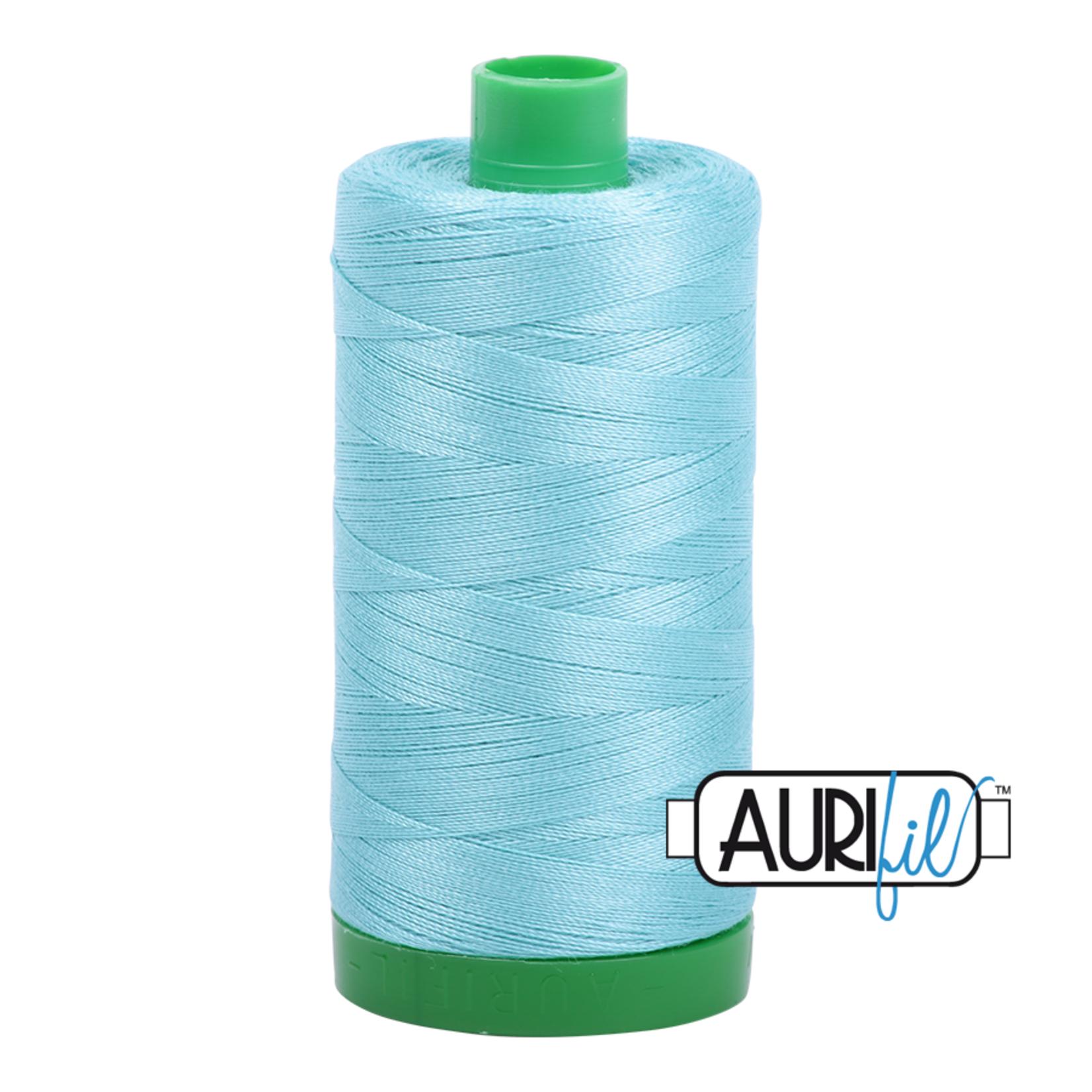 AURIFIL AURIFIL 40 WT Light Turquoise 5006