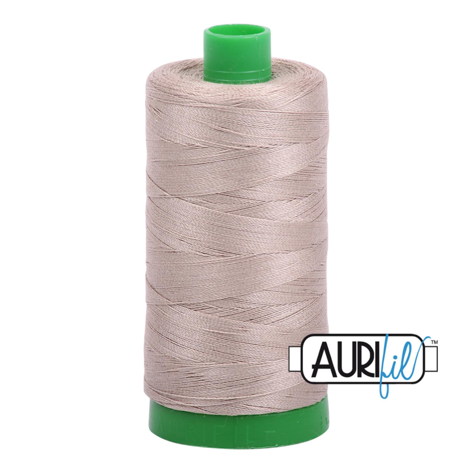 AURIFIL AURIFIL 40 WT Rope Beige 5011