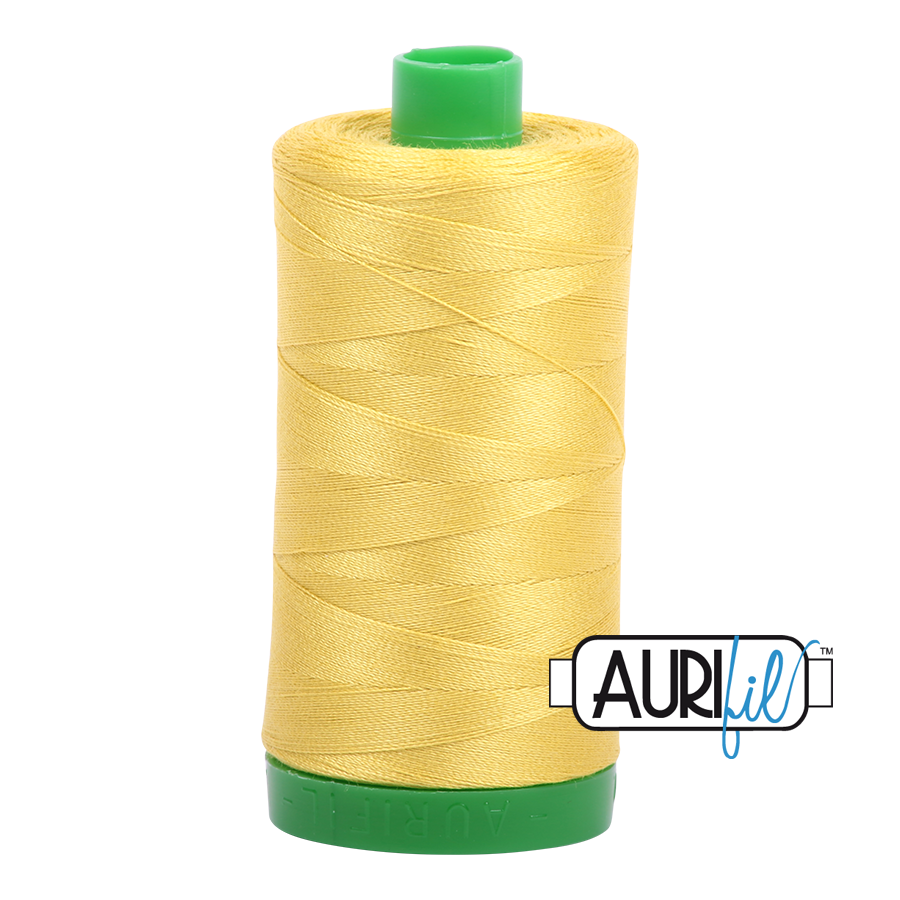 AURIFIL AURIFIL 40 WT Gold Yellow 5015