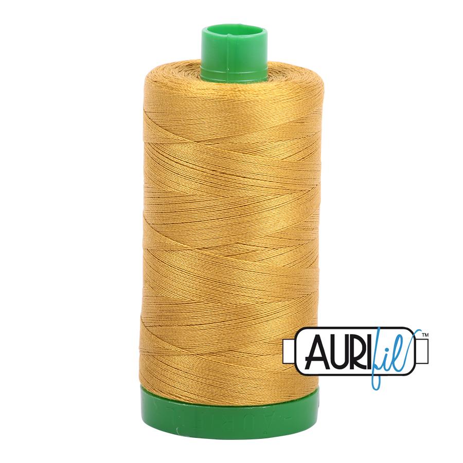 AURIFIL AURIFIL 40 WT Mustard 5022